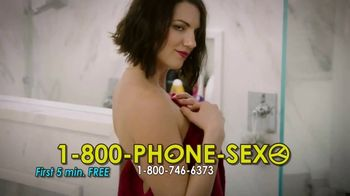 1-800-PHONE-SEXY TV Spot, 'Steam Things Up' - Thumbnail 5