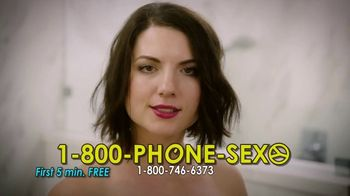 1-800-PHONE-SEXY TV Spot, 'Steam Things Up' - Thumbnail 7