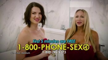 1-800-PHONE-SEXY TV Spot, 'Steam Things Up' - Thumbnail 8