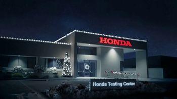 Happy Honda Days Sales Event TV Spot, 'Serious: Passport, Pilot and Ridgeline' [T2] - Thumbnail 2