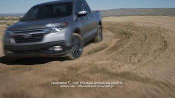 Happy Honda Days Sales Event TV Spot, 'Serious: Passport, Pilot and Ridgeline' [T2] - Thumbnail 6