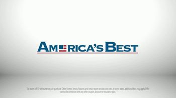 America's Best Contacts and Eyeglasses TV Spot, 'Watch Your Spending' - Thumbnail 9