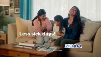Zicam TV Spot, 'A Must in Your Medicine Cabinet'