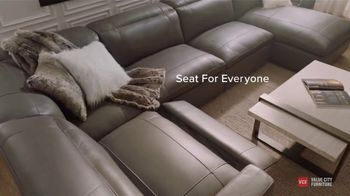 Value City Furniture TV Spot, 'ComforTECH Reclining: Newest Family Member'