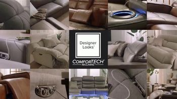 Value City Furniture TV Spot, 'ComforTECH Reclining: Newest Family Member' - Thumbnail 6