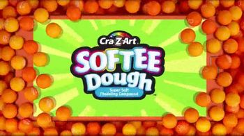 Cra-Z-Art Softee Dough TV Spot, 'Nickelodeon: The Buzz'