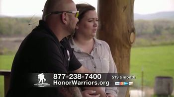 Wounded Warrior Project TV Spot, \'Aiden\'s Dad\' Featuring Trace Adkins