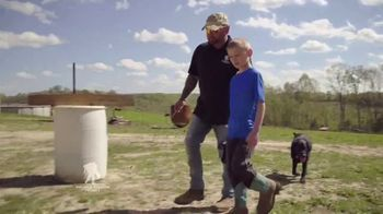 Wounded Warrior Project TV Spot, 'Aiden's Dad' Featuring Trace Adkins - Thumbnail 2