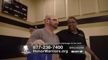 Wounded Warrior Project TV Spot, 'Aiden's Dad' Featuring Trace Adkins - Thumbnail 7