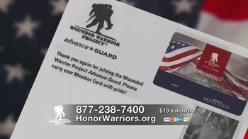 Wounded Warrior Project TV Spot, 'Aiden's Dad' Featuring Trace Adkins - Thumbnail 8