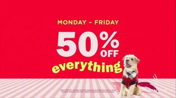 Old Navy TV Spot, 'Your List: 50% Off Everything' Featuring RuPaul - Thumbnail 7