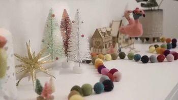 Cost Plus World Market TV Spot, 'Creating Holiday Magic' Featuring Brandi Milloy