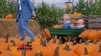 Tire Kingdom TV Spot, 'Thanksgiving: Buy Three Tires, Get One Free and Vehicle Disinfecting Service' - Thumbnail 1