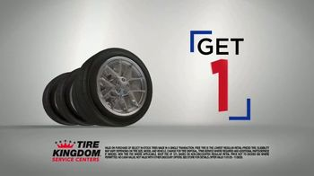 Tire Kingdom TV Spot, 'Thanksgiving: Buy Three Tires, Get One Free and Vehicle Disinfecting Service' - Thumbnail 3