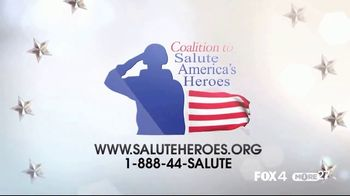 Coalition to Salute America's Heroes TV Spot, 'PTSD' Featuring Kathy Ireland