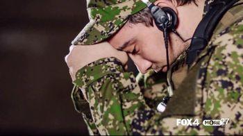 Coalition to Salute America's Heroes TV Spot, 'PTSD' Featuring Kathy Ireland - Thumbnail 1