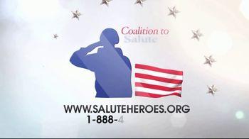 Coalition to Salute America's Heroes TV Spot, 'PTSD' Featuring Kathy Ireland - Thumbnail 8