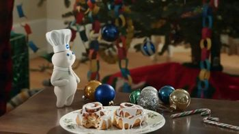 Pillsbury Cinnamon Rolls TV Spot, 'Holiday: Decorating'