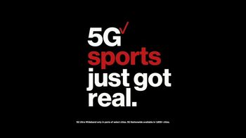 Verizon 5G SuperStadium TV Spot, 'Monday Night Football: Los Angeles Rams Coverage' - Thumbnail 8