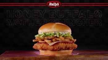 Rally's Honey Buffalo Mother Cruncher TV Spot, 'Sweet as Honey' - Thumbnail 8