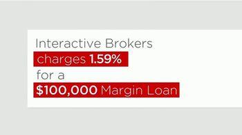 Interactive Brokers Margin Loan TV Spot, 'Move Your Account to Interactive Brokers: 1.59%'
