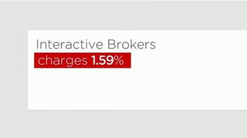 Interactive Brokers Margin Loan TV Spot, 'Move Your Account to Interactive Brokers: 1.59%' - Thumbnail 2