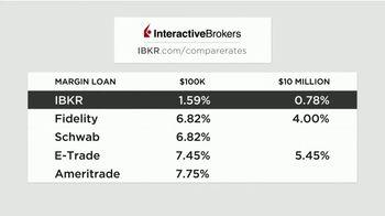 Interactive Brokers Margin Loan TV Spot, 'Move Your Account to Interactive Brokers: 1.59%' - Thumbnail 6