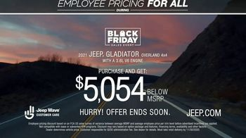 Jeep Black Friday Sales Event TV Spot, 'Hero's Journey' Song by X Ambassadors [T2] - Thumbnail 9
