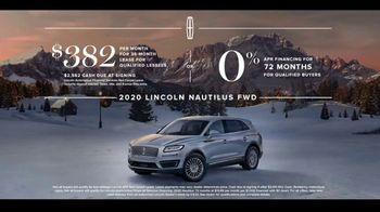 Lincoln Wish List Sales Event TV Spot, 'Art of Flight' [T2] - Thumbnail 8