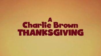 Apple TV+ TV Spot, 'A Charlie Brown Thanksgiving' - Thumbnail 8