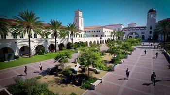 San Diego State University TV Spot, 'Reimagine Your Future' - Thumbnail 1