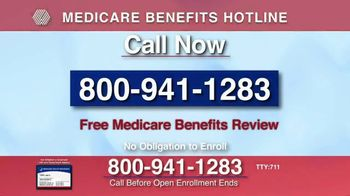 Medicare Benefits Hotline TV Spot, 'Never Too Old for Good Healthcare' Featuring Danny Glover - Thumbnail 10