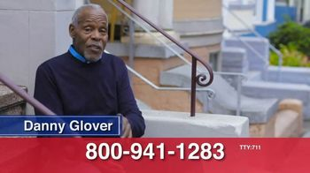 Medicare Benefits Hotline TV Spot, 'Never Too Old for Good Healthcare' Featuring Danny Glover - Thumbnail 2