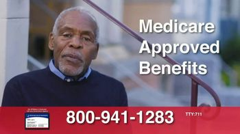 Medicare Benefits Hotline TV Spot, 'Never Too Old for Good Healthcare' Featuring Danny Glover