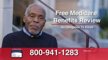 Medicare Benefits Hotline TV Spot, 'Never Too Old for Good Healthcare' Featuring Danny Glover - Thumbnail 4
