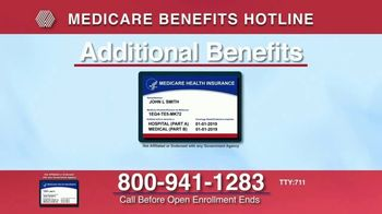 Medicare Benefits Hotline TV Spot, 'Never Too Old for Good Healthcare' Featuring Danny Glover - Thumbnail 7