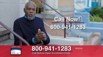 Medicare Benefits Hotline TV Spot, 'Never Too Old for Good Healthcare' Featuring Danny Glover - Thumbnail 8