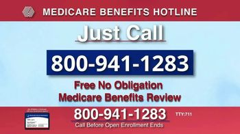 Medicare Benefits Hotline TV Spot, 'Never Too Old for Good Healthcare' Featuring Danny Glover - Thumbnail 9
