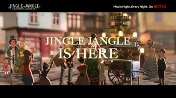 Netflix TV Spot, 'Jingle Jangle: A Christmas Journey'
