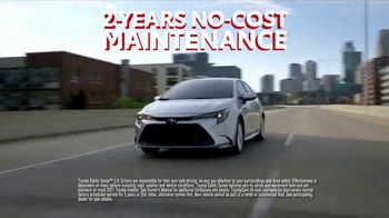 Toyota 10-Day Countdown Sales Event TV Spot, 'Hurry: Corolla' [T2] - Thumbnail 2