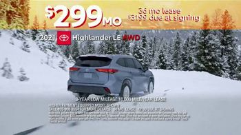 Toyota 10-Day Countdown Sales Event TV Spot, 'Hurry: Highlander and Venza' [T2] - Thumbnail 2