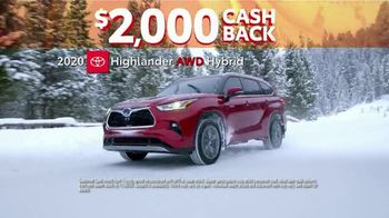 Toyota 10-Day Countdown Sales Event TV Spot, 'Hurry: Highlander and Venza' [T2] - Thumbnail 4