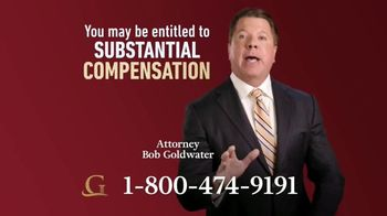 Goldwater Law Firm TV Spot, 'Heartburn Medications Linked to Cancer'