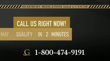 Goldwater Law Firm TV Spot, 'Heartburn Medications Linked to Cancer' - Thumbnail 5