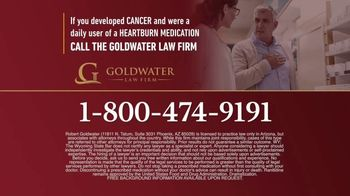 Goldwater Law Firm TV Spot, 'Heartburn Medications Linked to Cancer' - Thumbnail 6