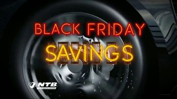 National Tire & Battery Black Friday Savings Event TV Spot, 'Buy Two, Get Two Free and Rebate'