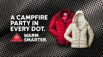 Columbia Sportswear TV Spot, 'Campfire Party'