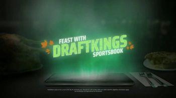 DraftKings Sportsbook TV Spot, 'Thanksgiving: No Brainer'