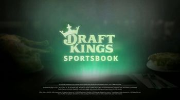 DraftKings Sportsbook TV Spot, 'Thanksgiving: No Brainer' - Thumbnail 7