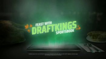 DraftKings Sportsbook TV Spot, 'Thanksgiving: No Brainer' - Thumbnail 1